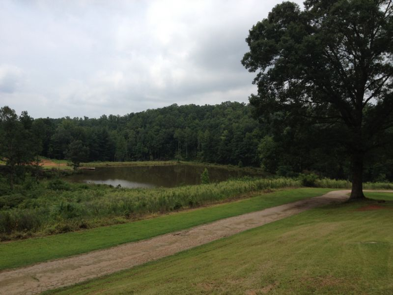 Burban Creek Plantation Homesite : Travelers Rest : Greenville County : South Carolina