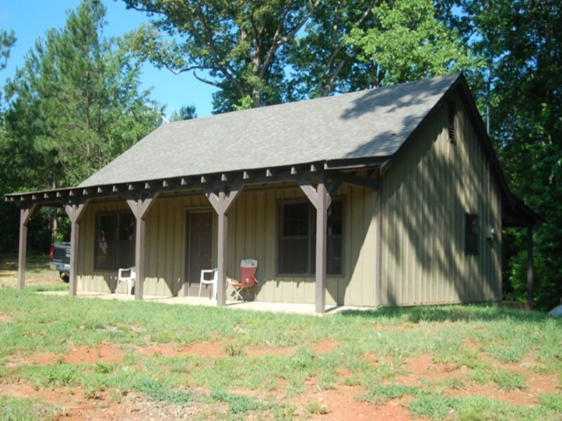 Timber Land & Cabin : Kellyton : Coosa County : Alabama