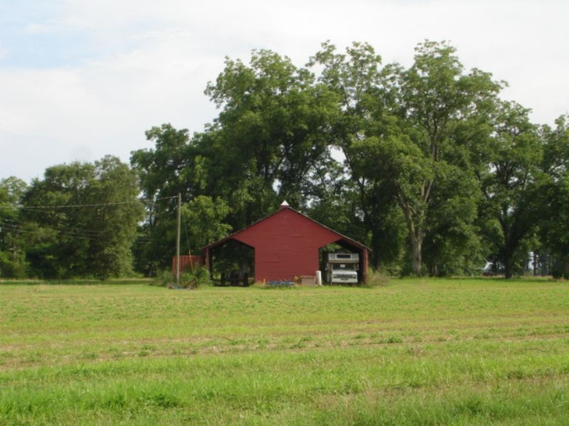 5.34 Acres For Sale : Hartsfield : Colquitt County : Georgia