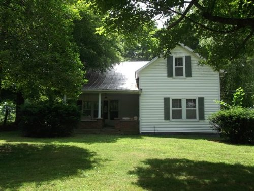 118 Acres With Farmhouse R3476 : Russell Springs : Russell County : Kentucky