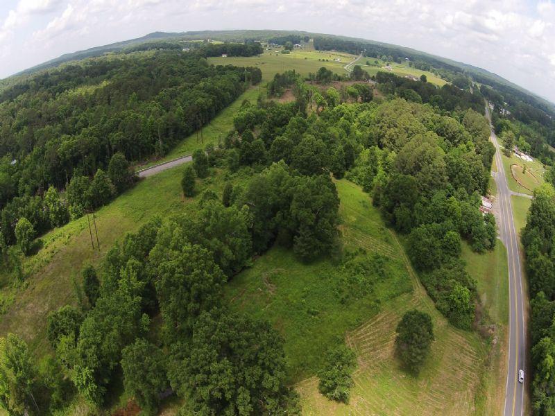 Pasture Land For Sale : Rockmart : Polk County : Georgia