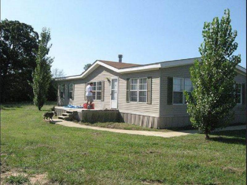 Turn Key Recreational Get Away : Morton : Scott County : Mississippi