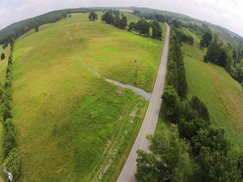 Large Assemblage : Cedartown : Polk County : Georgia