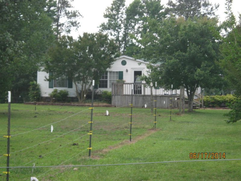 Reduced Quiet Country Mini-farm : Blackstock : Chester County : South Carolina