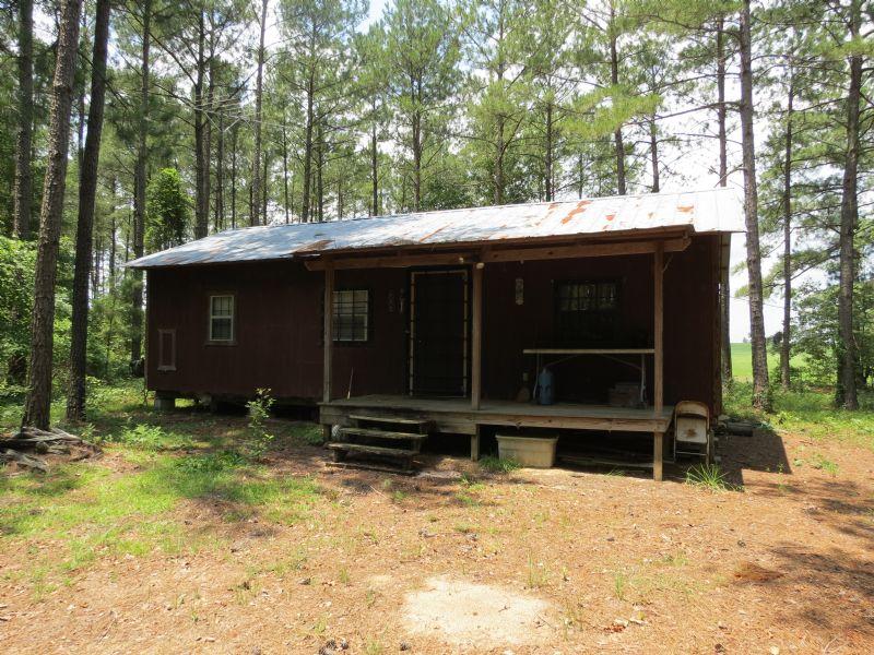 Chapman Place : Garden Valley : Taylor County : Georgia