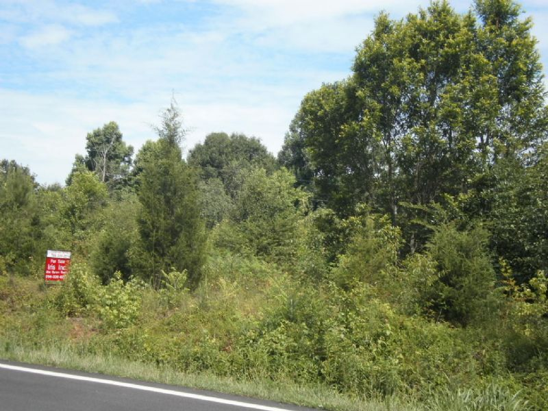 5 Acre Lot Conv To I-85 : Maysville : Jackson County : Georgia