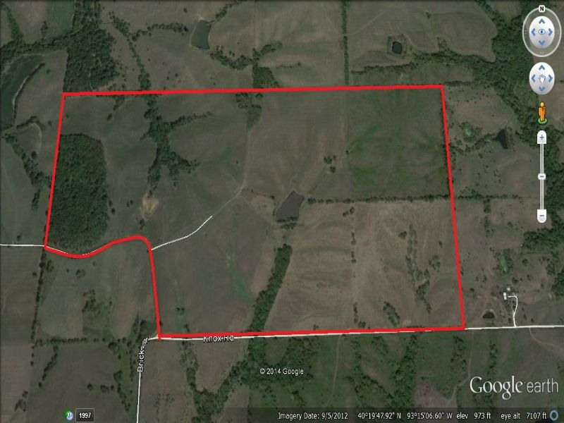 290 Acres : Harris : Sullivan County : Missouri