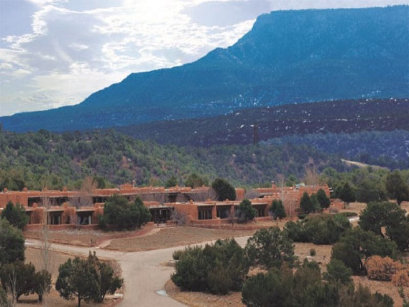 Absolute Auction- Pecos River Ranch : Ilfeld : San Miguel County : New Mexico