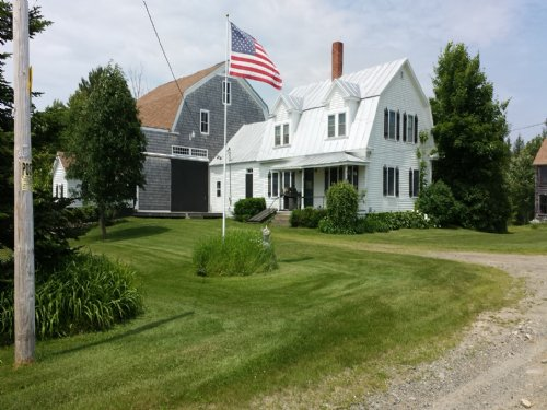 Athens Farm On 80 Acres : Athens : Somerset County : Maine
