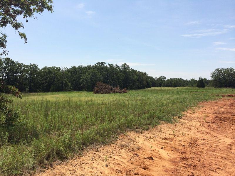 Sandy Hill Lot 5 : Wanette : Pottawatomie County : Oklahoma