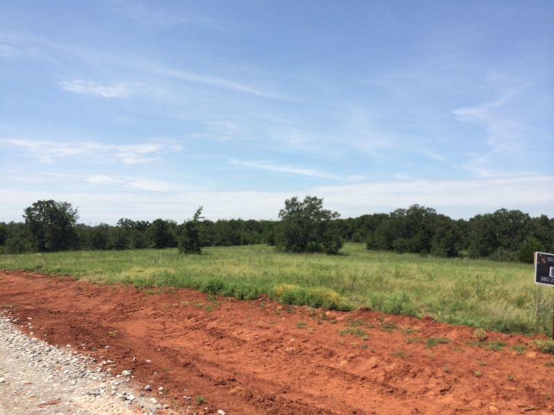 Sandy Hills Lot 7 : Wanette : Pottawatomie County : Oklahoma