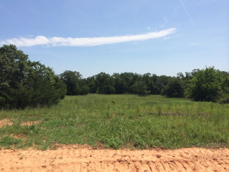 Sandy Hills Lot 8 : Wanette : Pottawatomie County : Oklahoma