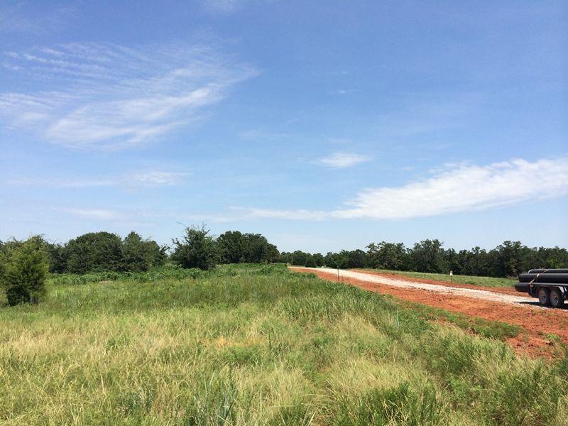 Sandy Hill Lot 11 : Wanette : Pottawatomie County : Oklahoma