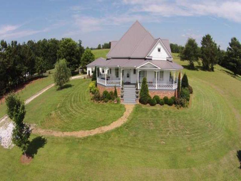 48+/- Acre Abanda Farm : Wadley : Chambers County : Alabama