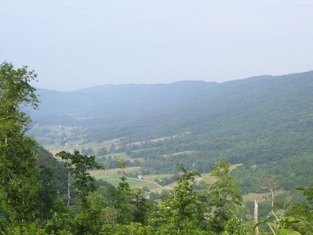 Snake Hollow Tract : New Tazewell : Claiborne County : Tennessee