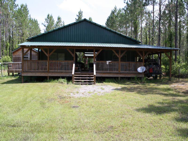 Red Fox Farm : Jasper : Hamilton County : Florida