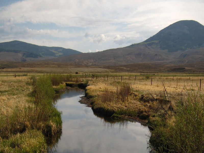 Tomichi Creek Ranch : Gunnison : Gunnison County : Colorado