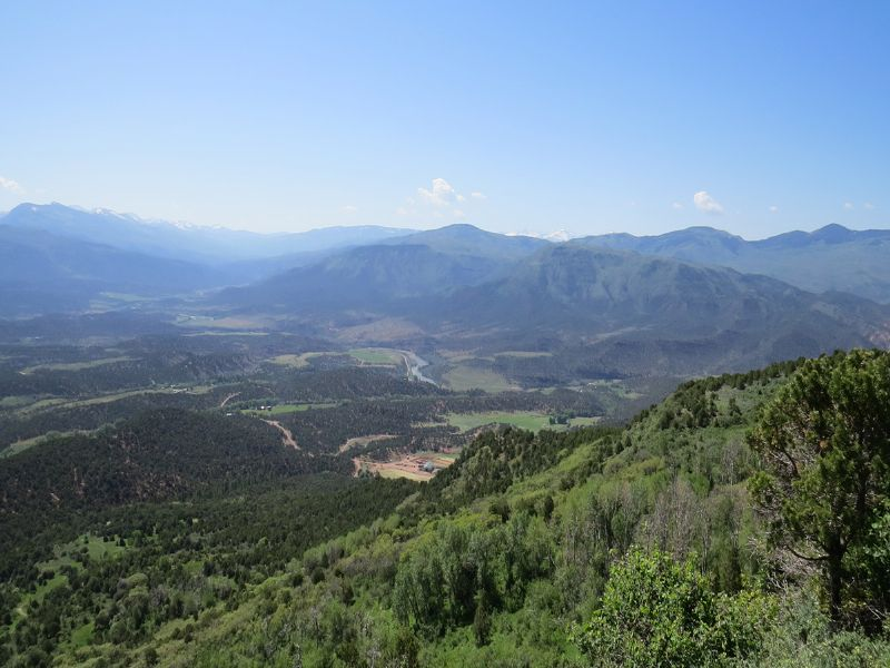 Tepee Creek Ranch : McCoy : Eagle County : Colorado
