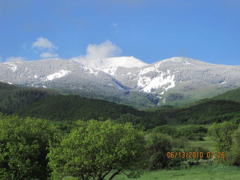 Capitol Creek Ranch : Aspen : Pitkin County : Colorado