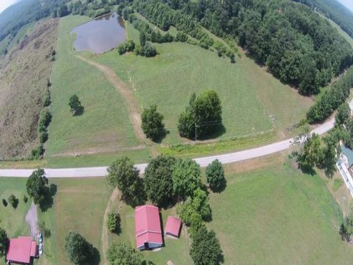 113+/- Acre Farm Cragford Rd : Cragford : Clay County : Alabama