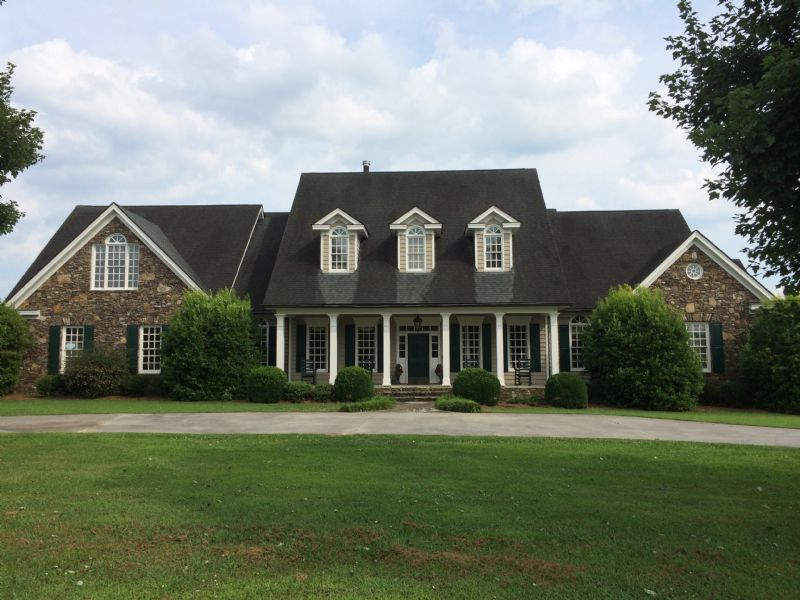 4900 Sf House On 90 Acres : Taylorsville : Bartow County : Georgia