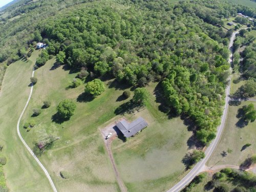 56 Ac Homesite On 12 Mile Creek : Pickens : South Carolina