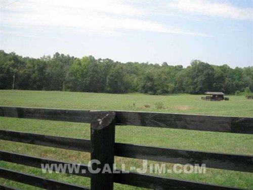 16 Ac. Pasture W/ River Frontage : Liberty : Pickens County : South Carolina