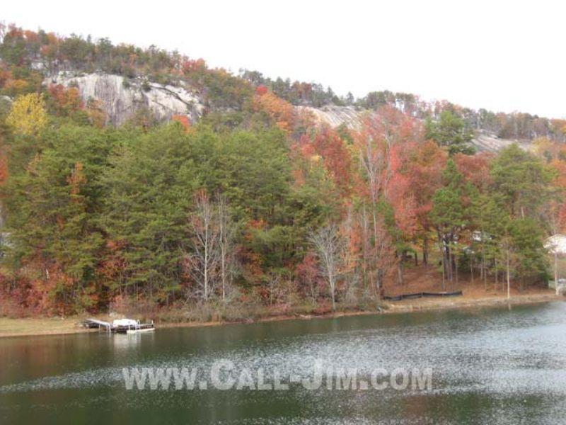 Big Rock Lake Parcel : Pickens : Pickens County : South Carolina
