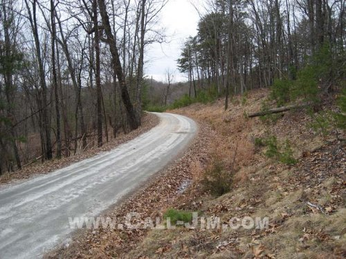 11 Ac. Mountain View Lot : Pickens : South Carolina