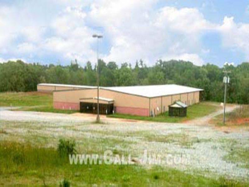 2,800 Seat Event Arena : Gaffney : Cherokee County : South Carolina