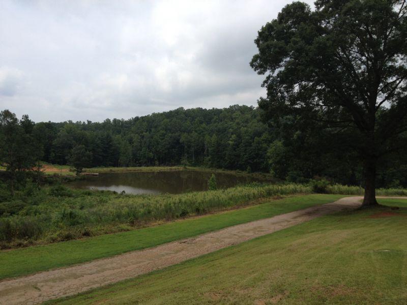Burban Creek Plantation Homesite : Travelers Rest : Greenville County : South Carolina