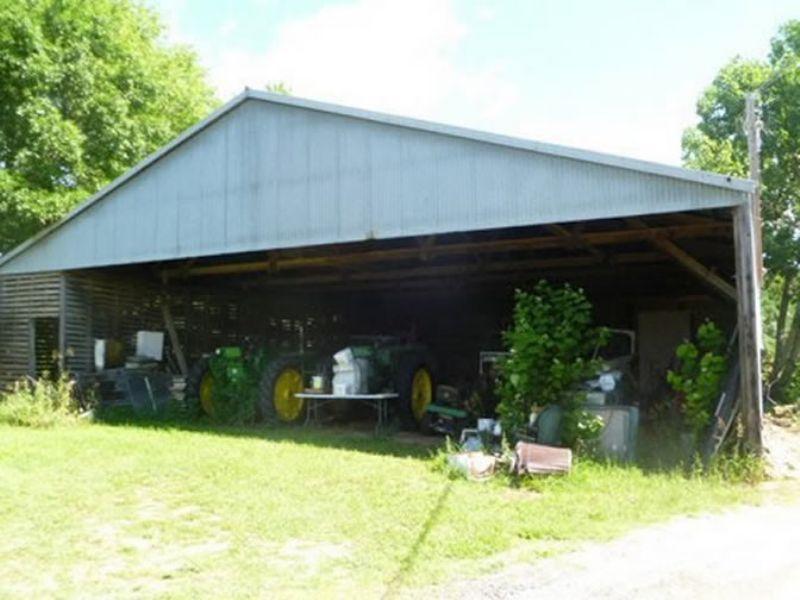 120 Acres With Creek; Qdm Area : Mount Horeb : Iowa County : Wisconsin