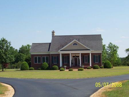 Rocky Comfort Farm : Louisville : Jefferson County : Georgia