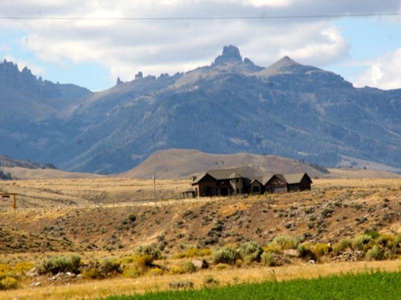 Simek Ranch : Cody : Park County : Wyoming