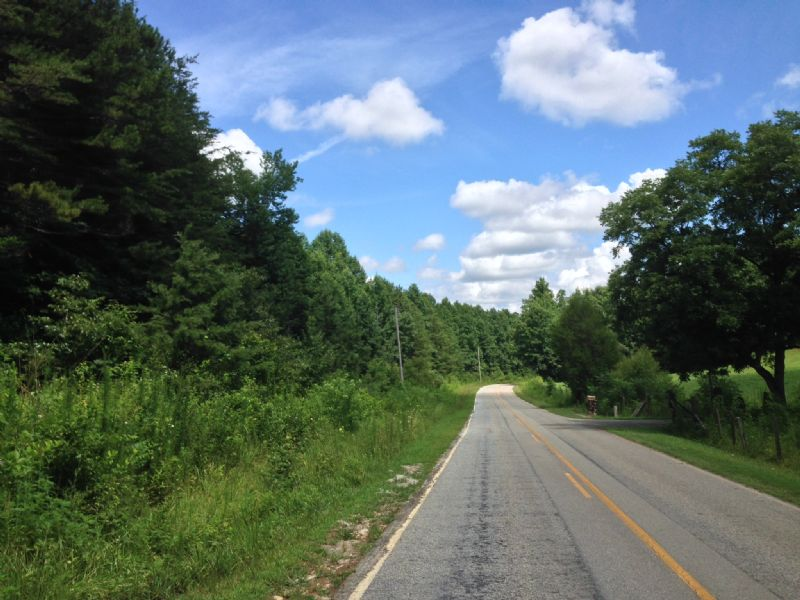Sandy Clay South Tract : Pickens : Pickens County : South Carolina