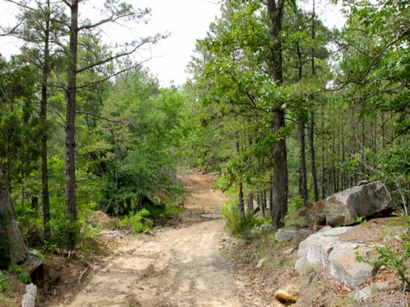 6.09 Acre Trophy Ridge Iii. Terms : Mcalester : Pushmataha County : Oklahoma