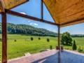 226 Acres With Custom Stone Home