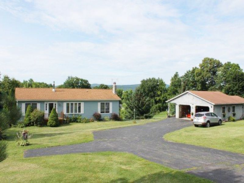 Home In Wright Near Albany : Wright : Schoharie County : New York