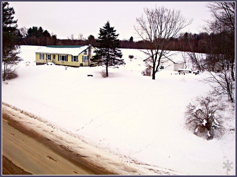 Home With Barn On 39 Acres : Camden : Oneida County : New York