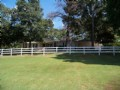 Horse Farm With House And Pond