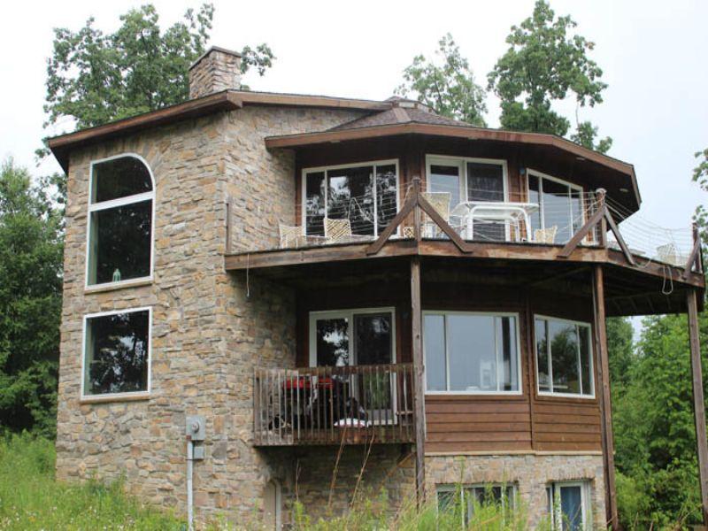 40 +/- Acres Of Land & Home : Benton : Columbia County : Pennsylvania