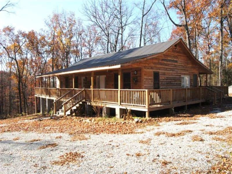 Cabin At Fifty Six : Fifty Six : Stone County : Arkansas