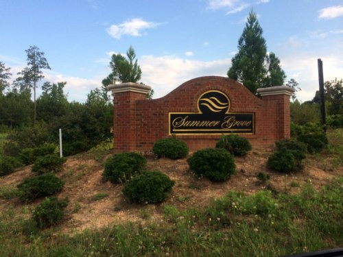 Summer Grove Subdivision : Macon : Bibb County : Georgia