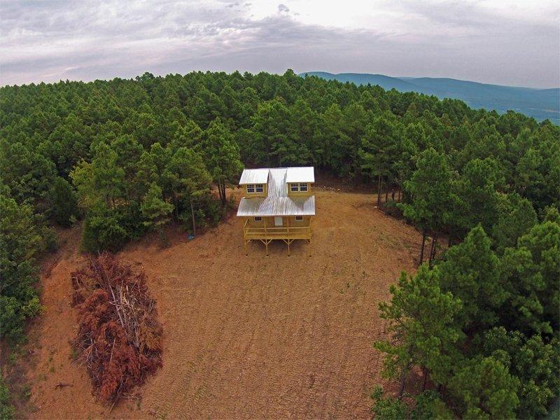Valley View Cabin Tract 2 : Clayton : Pushmataha County : Oklahoma