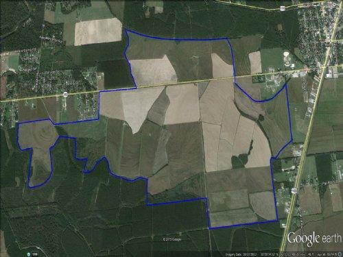 Price Reduced On 2,055 Acres : Kinder : Allen Parish : Louisiana