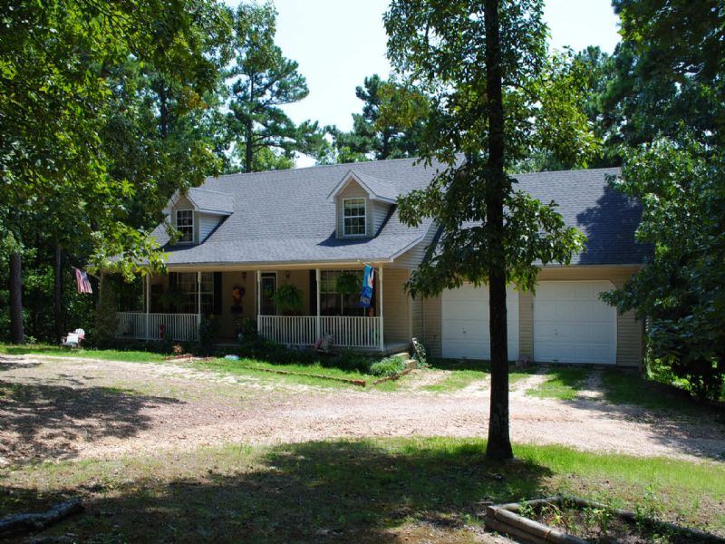 Beautiful Country Home : Mountain View : Stone County : Arkansas