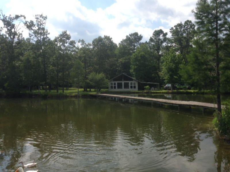 Penholloway Plantation : Jesup : Wayne County : Georgia