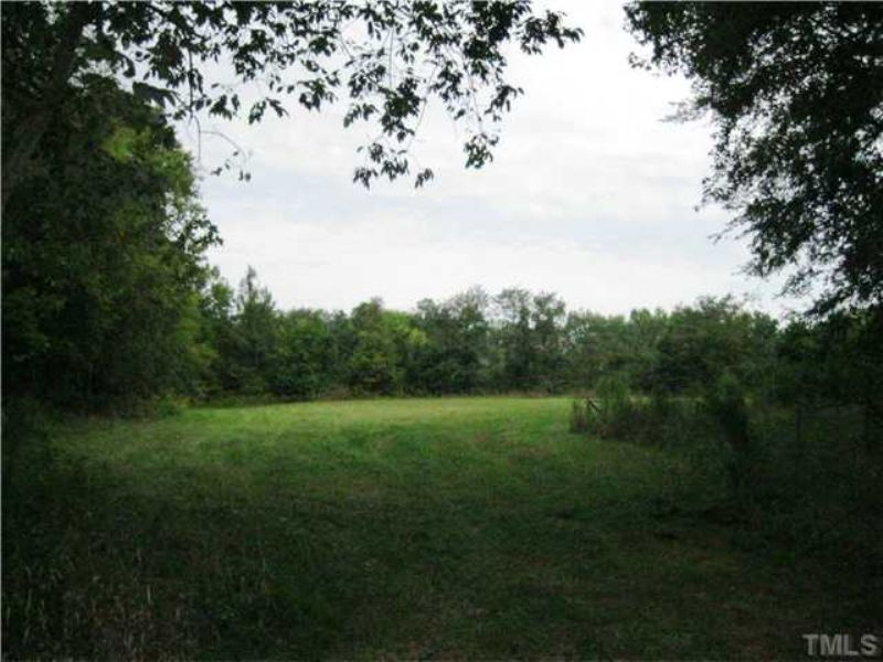 10+ Acres Great For Small Farm : Siler City : Chatham County : North Carolina