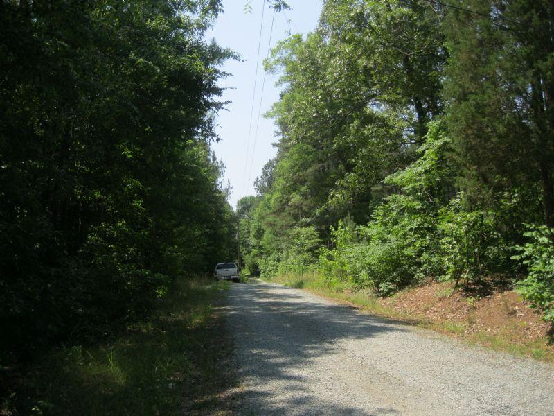 104+ Acres Price Reduced : Bear Creek : Chatham County : North Carolina