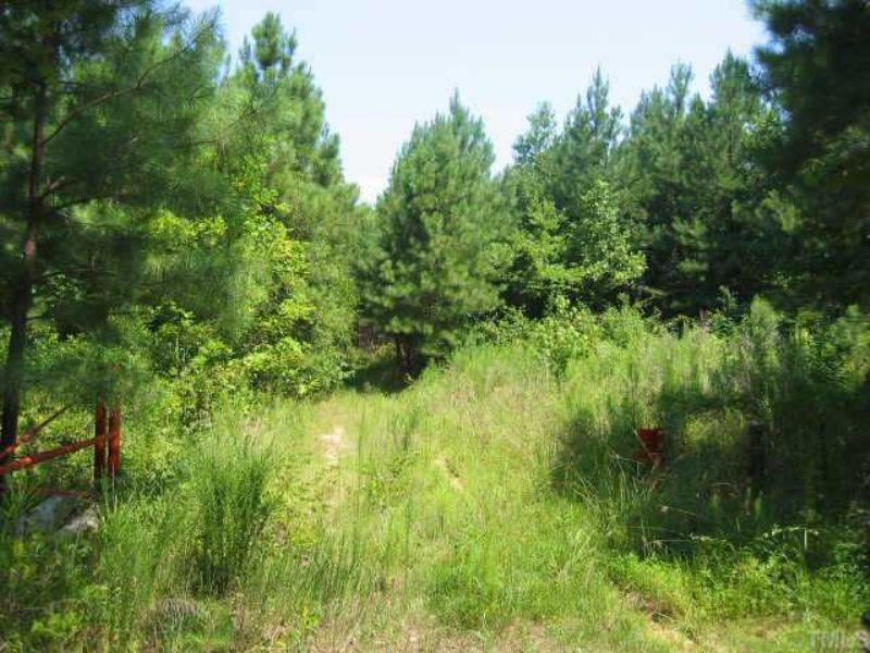 176+ Acres Near Pittsboro : Pittsboro : Chatham County : North Carolina